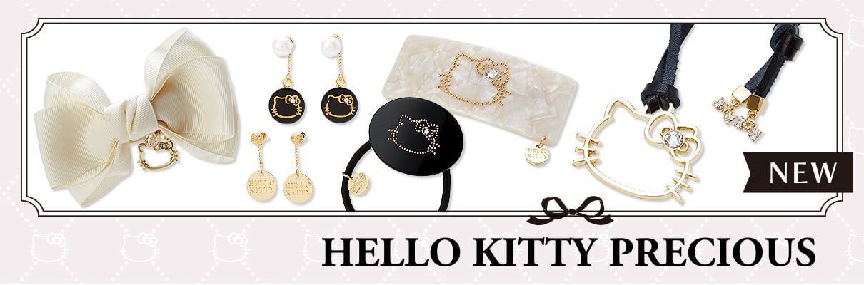 HELLO KITTY PRECIOUS